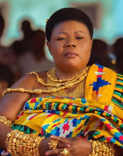Nana Yaa Asantewaa II