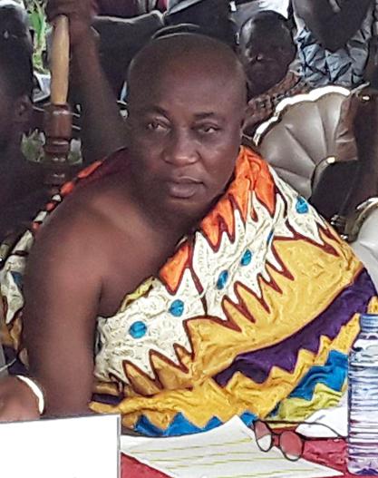 Oguakro Afrane Okese IV